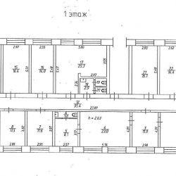 Продам помещение 1 этаж, 284  кв.м, отдельный вход. 1