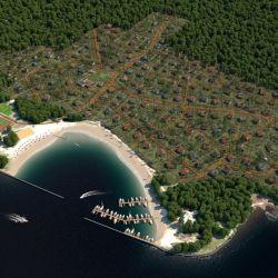 Продажа земельного участка по мини гостиницу на берегу Горьковского водохранилища 1