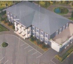 Двухэтажное здание под санаторий, клинику, школу 2
