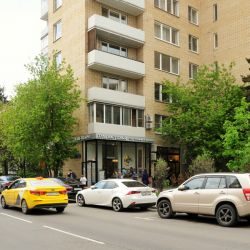 street retail 105 кв м Патриаршие пруды 4