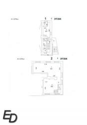 Торговое помещение, 125 кв.м. 1
