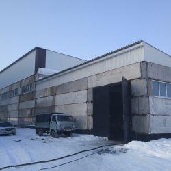 Производственное помещение г. Барнаул, проспект Калинина 1