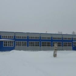Производственно - складской комплекс, 6192 м² 2
