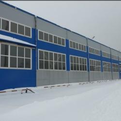 Производственно - складской комплекс, 6192 м² 3