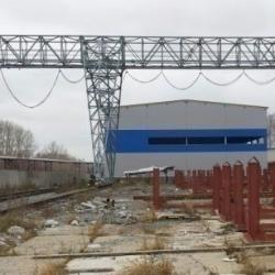 Производственно-складской комплекс 2.46 га 2