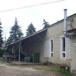 Производственное здание  4