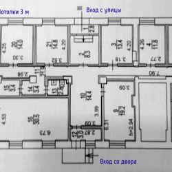 Офис, медцентр, хостел, салон красоты! ПСН 275 м2 ул.Тушинская д.10 6