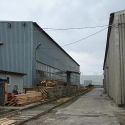 Производственно-складская база, с жд путями 2300 м 6