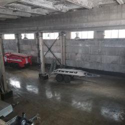 Производственное помещение г. Барнаул, проспект Калинина 10