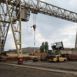 Производственно-складская база, с жд путями 2300 м 2