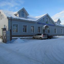 Офисное здание и склады 1