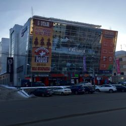 Торговая площадь на 1 этаже торгового центра в центре г. Пермь 3