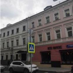 Продается 1-й и 3-й этажи в офисном здании улица Сретенка 1