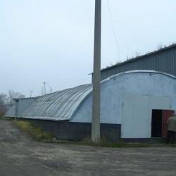 Арочный склад 1