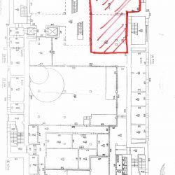 Торговая площадь на 1 этаже торгового центра в центре г. Пермь 9