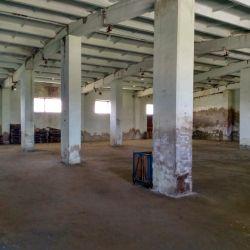 Прирельсовая  складская база 7