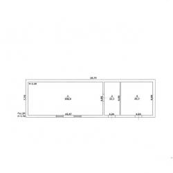 Складское помещение, 174 м² 1