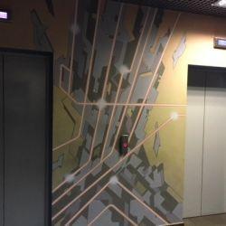 Офисные помещения набережная Дербеневская 9