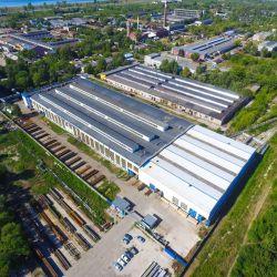 Завод 18910 кв. м на 3,6 га 4