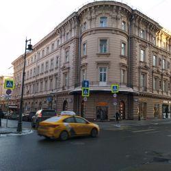 Здание класса А улица Петровка 6