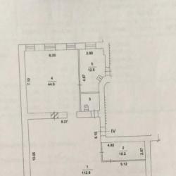 Офис в аренду. Тверская 12с1. 3