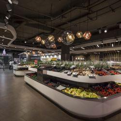 Сдается супермаркет на 1-ой линии жилого массива 4