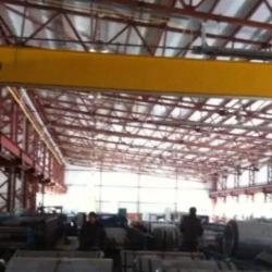 Производственно-складской комплекс с подъездными жд путями  5