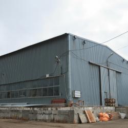 Производственно-складская база, с жд путями 2300 м 1