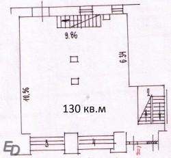 Помещение свободного назначения, 130 кв.м. 3