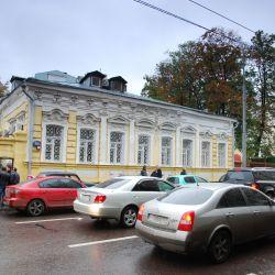 Городская усадьба улица Большая Ордынка 2