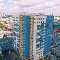 Офисные помещения набережная Дербеневская 7