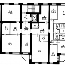 Офисное помещение, 297 м² 3