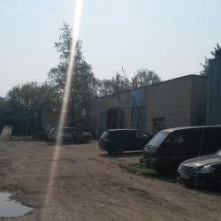Производственные помещения общей площадью 1600 кв 2