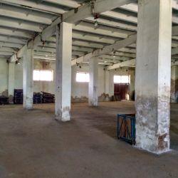 Прирельсовая  складская база 8