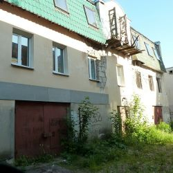 Здание в центре Ярославля 1