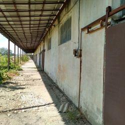Прирельсовая  складская база 2