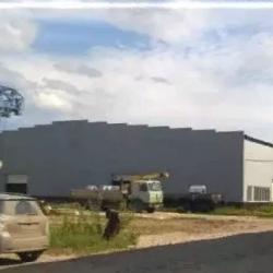 Производственно-складской комплекс с подъездными жд путями  1