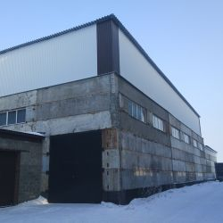 Производственное помещение г. Барнаул, проспект Калинина 2