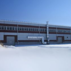 Завод ферросплавов г. Бийск, улица Бийская 2