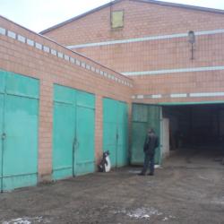 Производственное здание в ст. Крыловской 1
