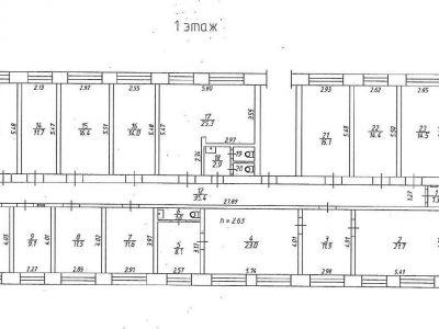 Продам помещение 1 этаж, 284  кв.м, отдельный вход.