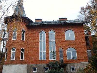 4-х этажный особняк в Парголово