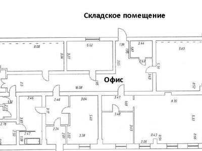 Складское помещение, 4699 м²