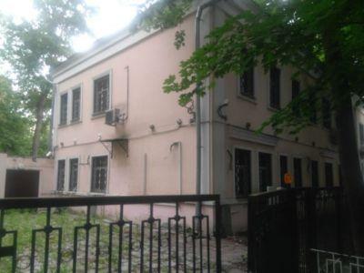 Офисное здание улица Лизы Чайкиной