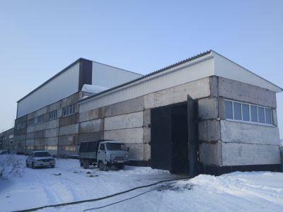 Производственное помещение г. Барнаул, проспект Калинина
