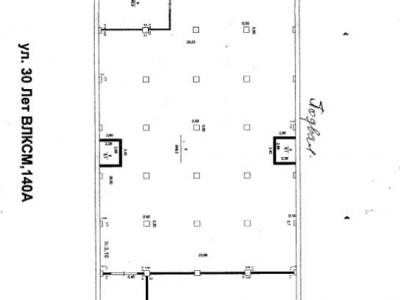 Складское помещение, 1355 м²