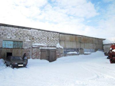 Продается склад в с. Беломестное Новооскольского района Белгородской области