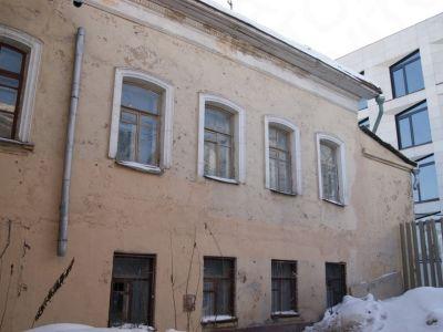 Офисное здание набережная Раушская
