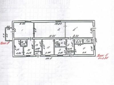 Помещение торговое, свободного назначения, 65 м²