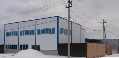 Готовое помещение склад/производство/магазин
